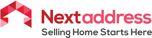 Next Address logo for selling your own home privately online