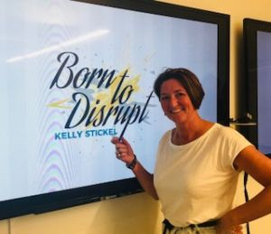 Born to Disrupt and the creation of a disintermediary